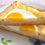 Αυγό-τοστάκια
