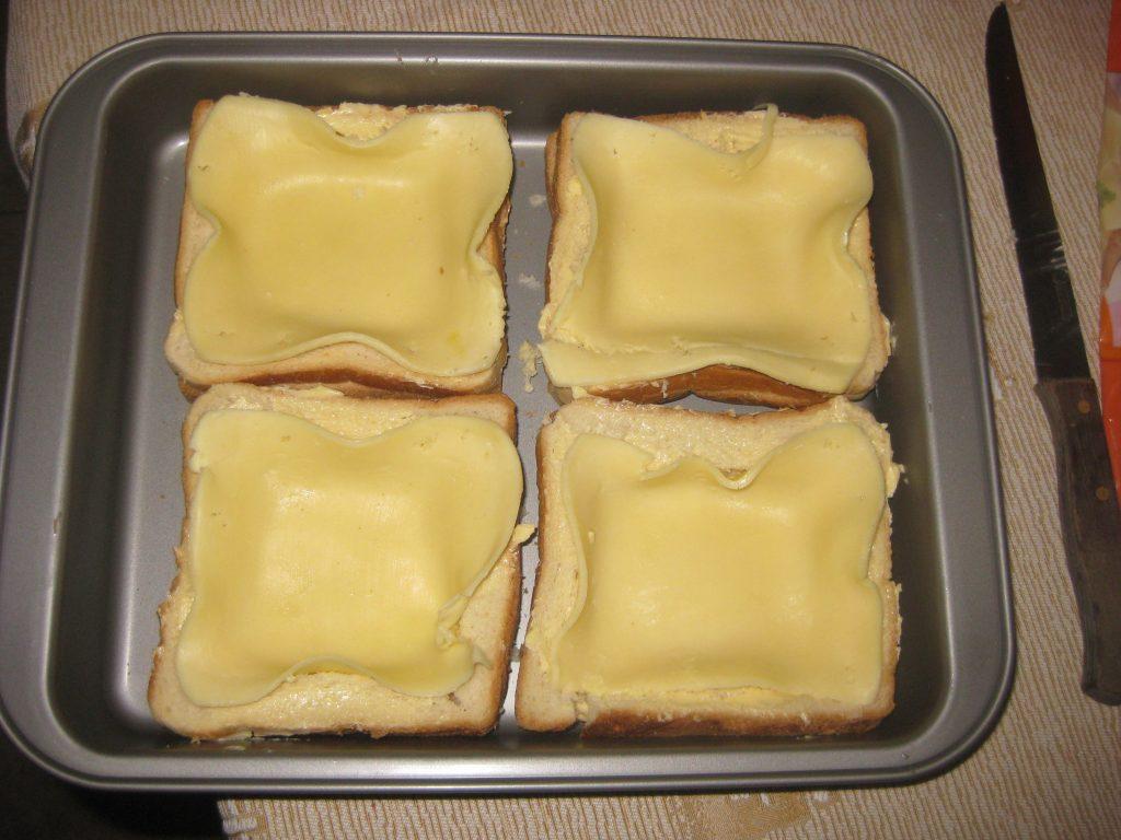 Αυγο-τοστάκια - 3