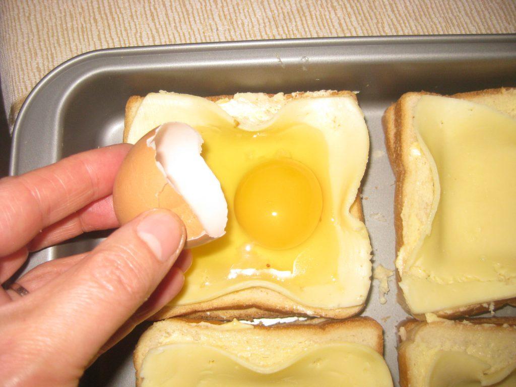 Αυγο-τοστάκια - 4