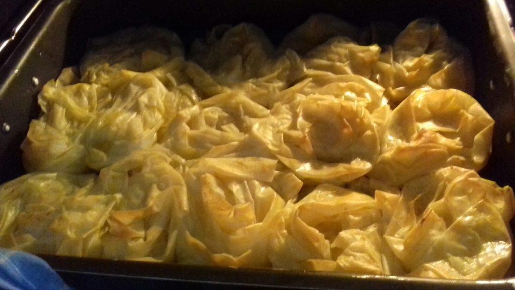 Γιαουρτόπιτα με έτοιμο φύλλο - 15