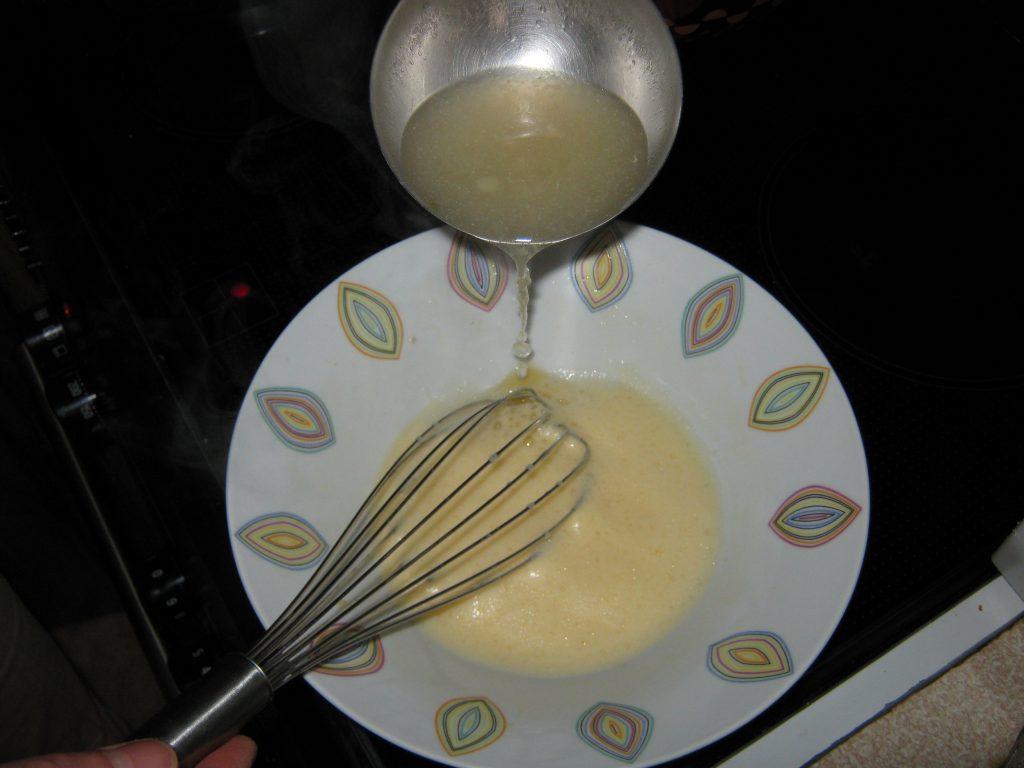Γιουβαρλάκια αυγολέμονο συνταγή - 9