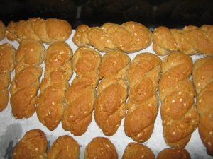 Κουλουράκια τραγανά της παρέας - Γλυκιά συνταγή - 11