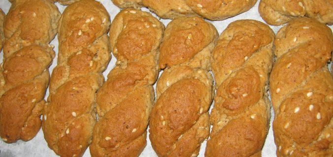 Τραγανά κουλουράκια της παρέας - ηχωμαγειρέματα - 12