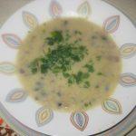 Μανιταρόσουπα - Συνταγή - ηχωμαγειρέματα