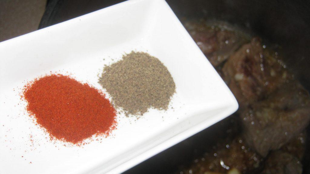 Συνταγή για μελιτζάνες με μοσχαράκι - 9