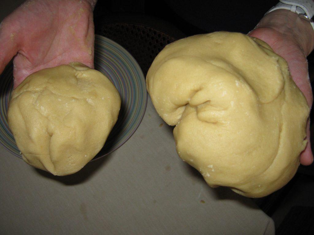Συνταγή για μηλόπιτα τριφτή - 4