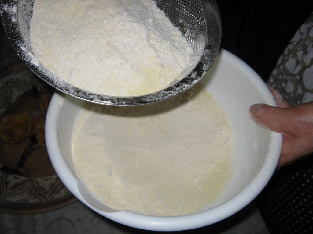 Συνταγή για ραβανί - παραδοσιακό, σπιτικό - 3