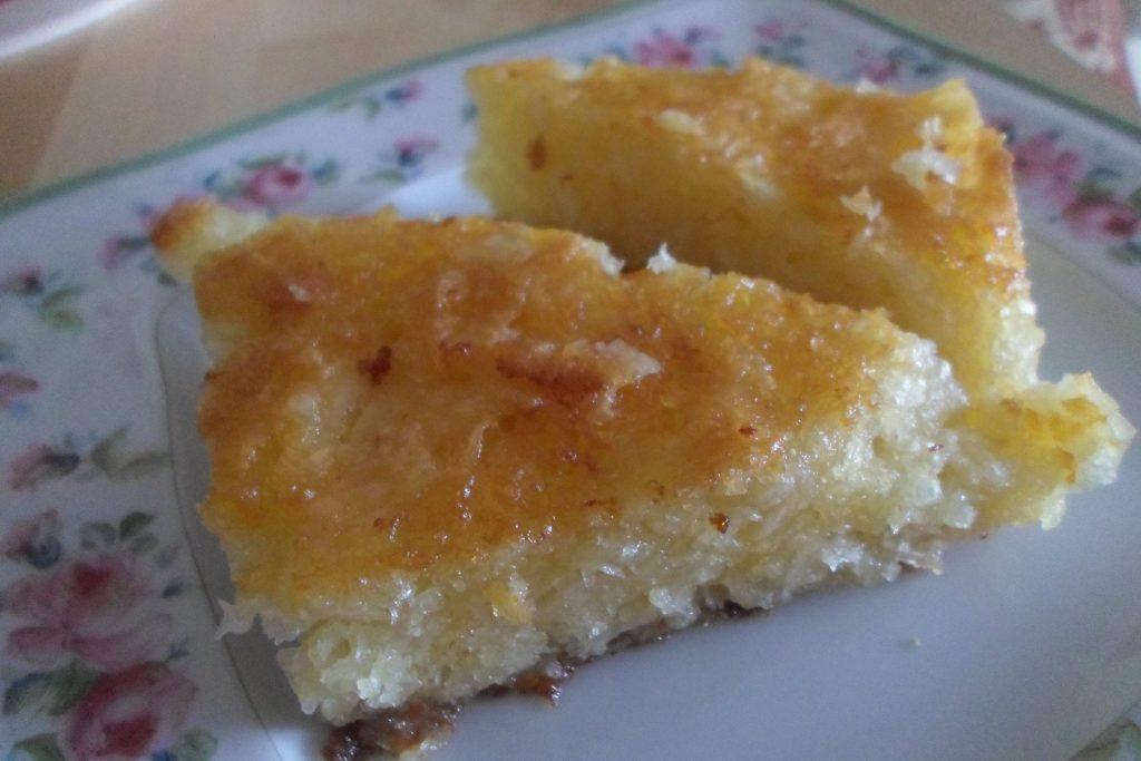 Πορτοκαλόπιτα - Συνταγή - ηχωμαγειρέματα