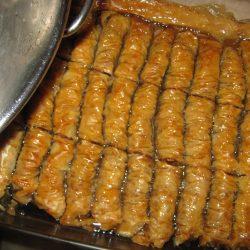Γιορτινό σαραγλί (ΒΙΝΤΕΟ)