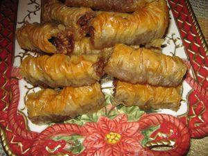 Σαραγλι συνταγή - ηχωμαγειρέματα