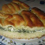 Αφράτη Τσουκνιδόπιτα (Βλάχικη Πίτα-Βινίτα)