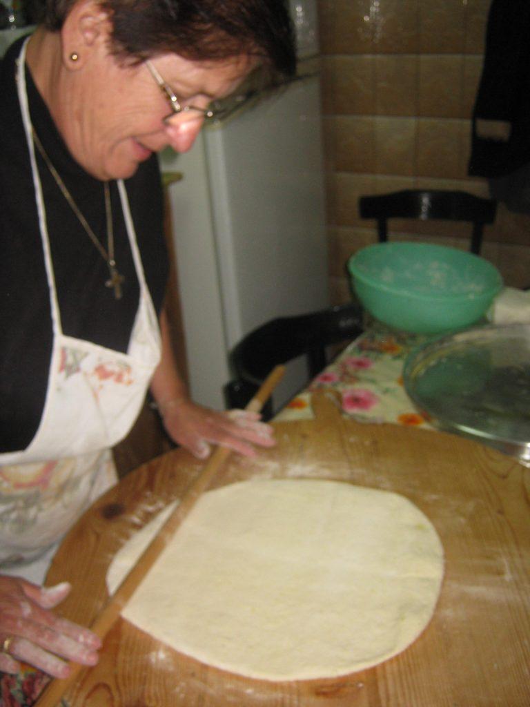Συνταγή για πίτα με τσουκνίδες (τσουκνιδόπιτα) - 18
