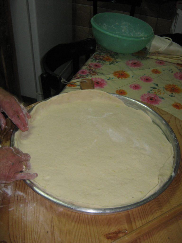 Συνταγή για πίτα με τσουκνίδες (τσουκνιδόπιτα) - 20
