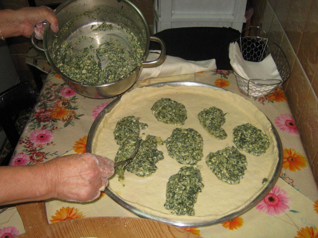 Συνταγή για πίτα με τσουκνίδες (τσουκνιδόπιτα) - 22