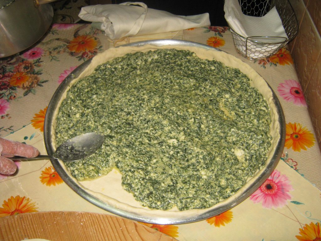 Συνταγή για πίτα με τσουκνίδες (τσουκνιδόπιτα) - 23