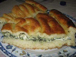Συνταγή για πίτα με τσουκνίδες (τσουκνιδόπιτα)