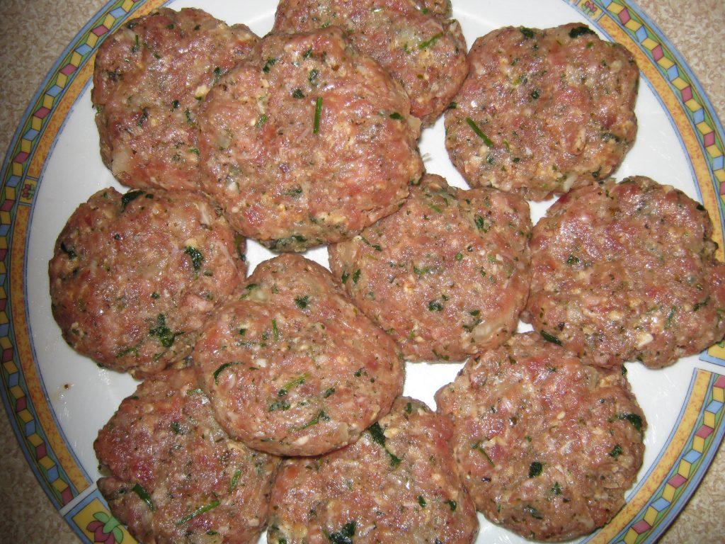Χυλοπίτες με κεφτέδες στο φούρνο - 1