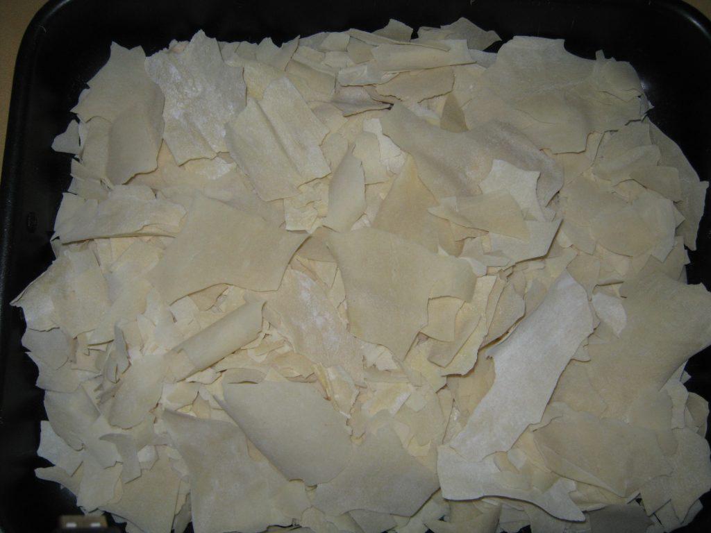 Χυλοπίτες με κεφτέδες στο φούρνο - 2