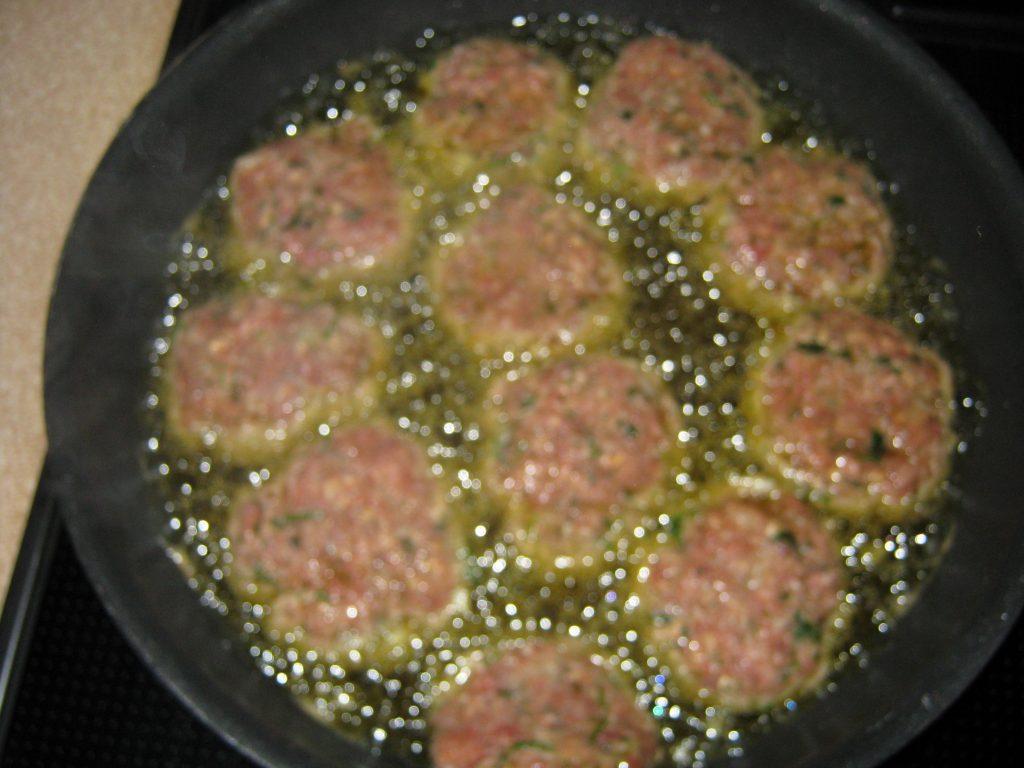 Χυλοπίτες με κεφτέδες στο φούρνο - 3