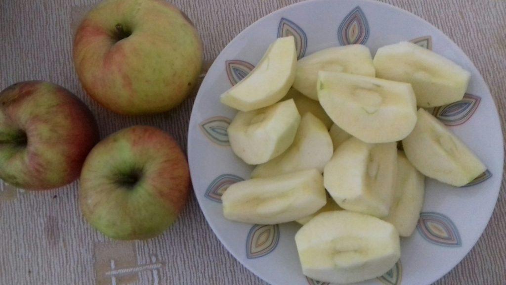 Αφράτη, πανεύκολη μηλόπιτα - 10