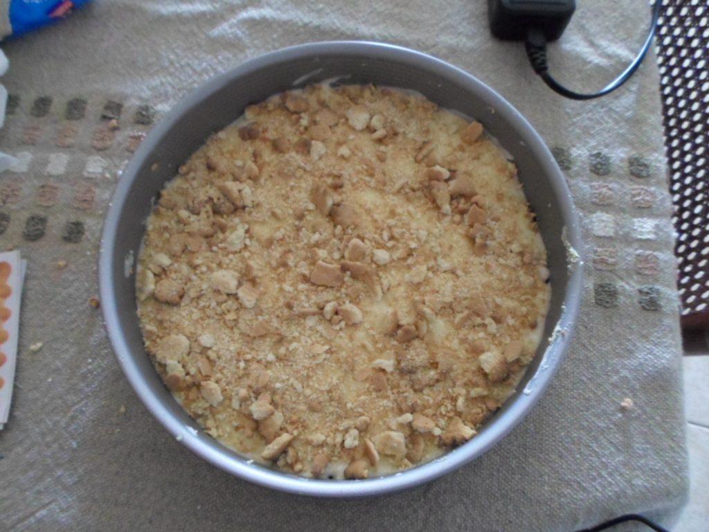 Ελαφρύ γλυκό γιαουρτιού - 11