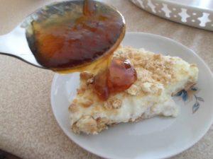 Ελαφρύ Γλυκό Γιαουρτιού - Συνταγή - ηχωμαγειρέματα