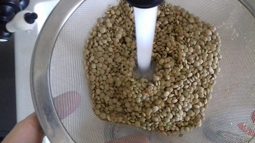 Φακές Σούπα - 2