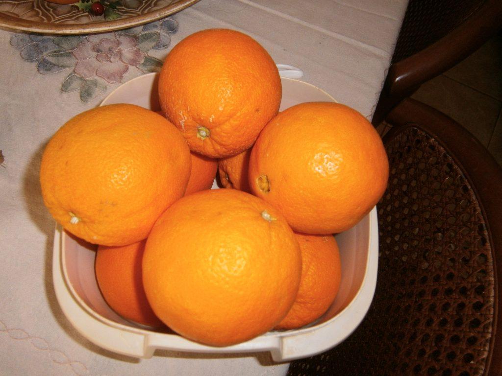 Γλυκό Πορτοκάλι - 1
