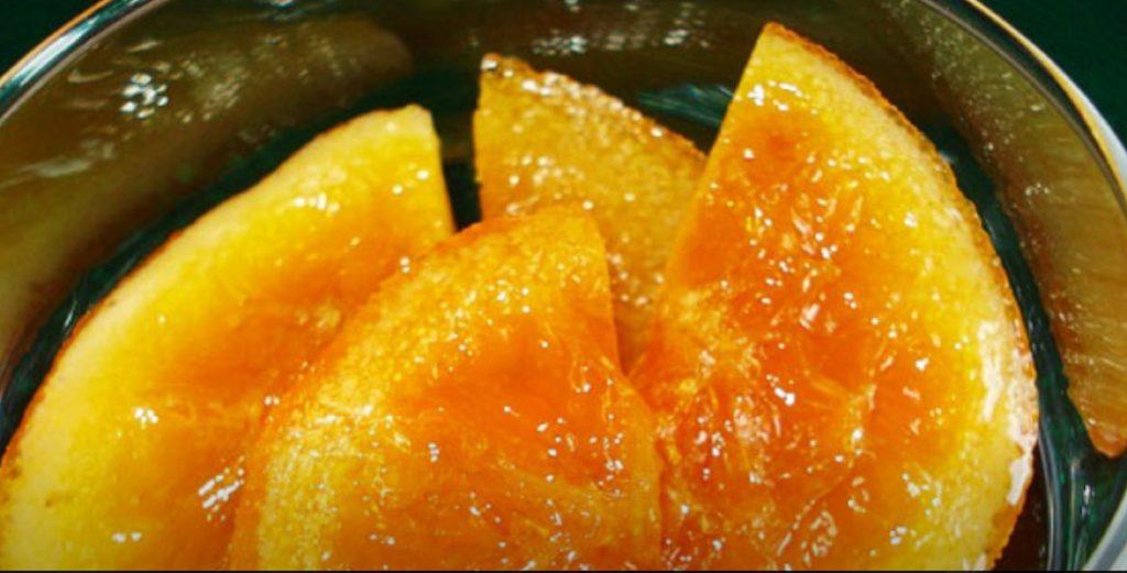 Γλυκό Πορτοκάλι - Συνταγή - ηχωμαγειρέματα