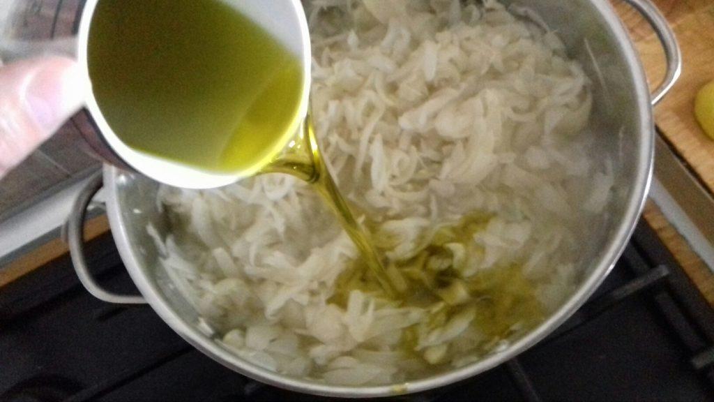 Γριβάδι στιφάδο στο φούρνο - 3α