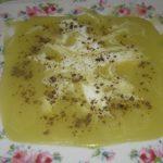 Καλοκαιρινή Πατατόσουπα