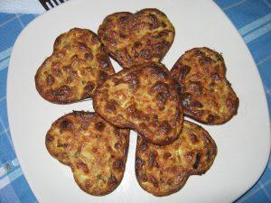 Πατατοκεφτέδες στο φούρνο- Συνταγή - ηχωμαγειρέματα