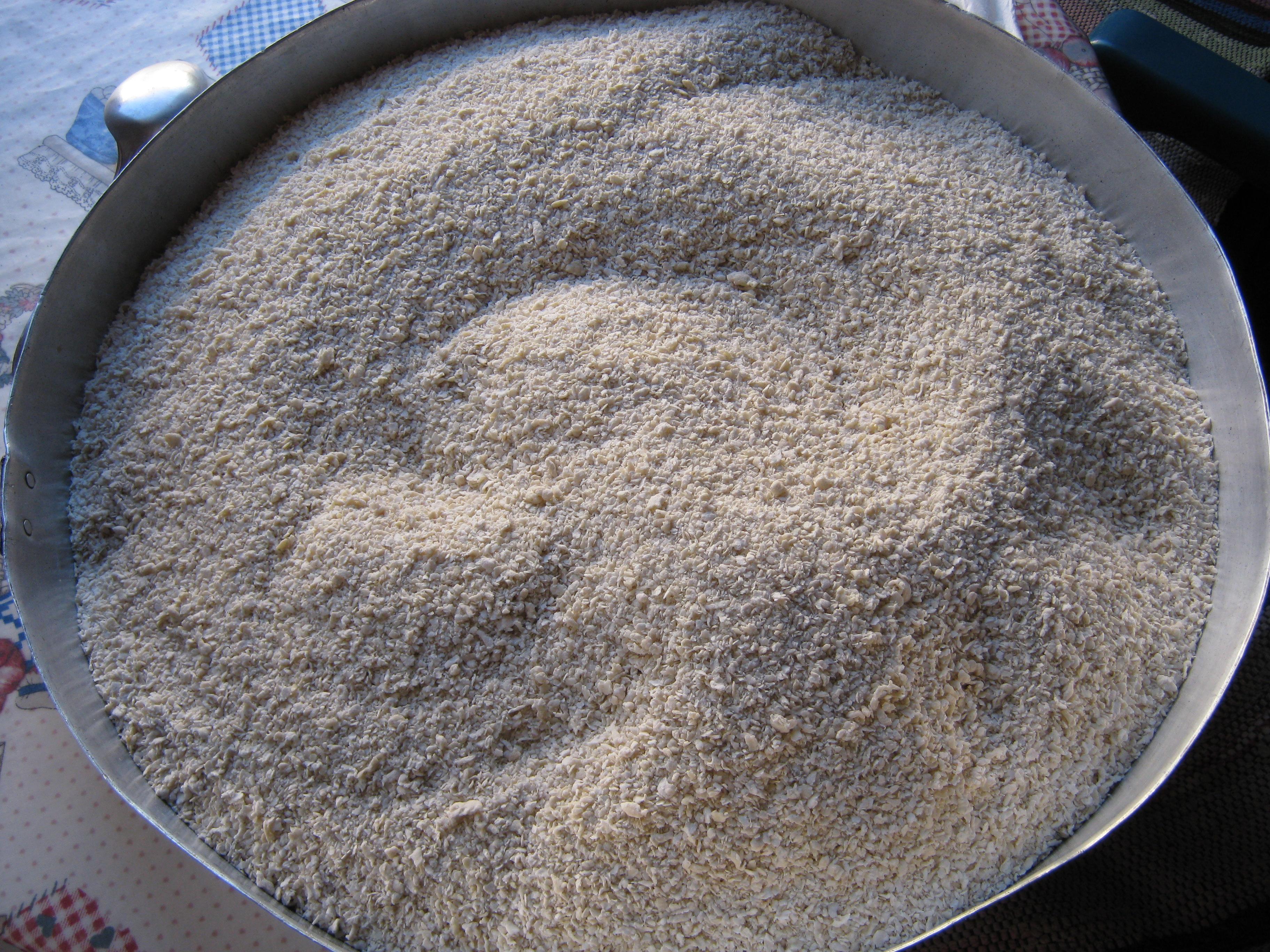 Παραδοσιακός Τραχανάς - Ηχωμαγειρέματα