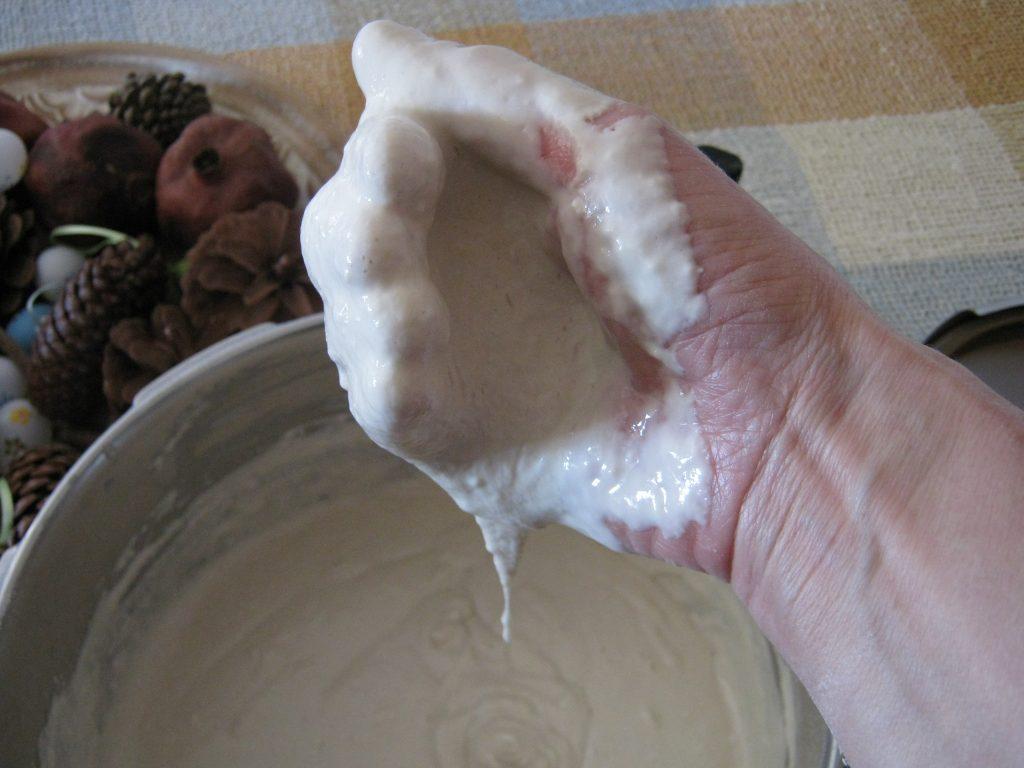 Πασχαλιάτικα τσουρέκια της αυγής - 1γ