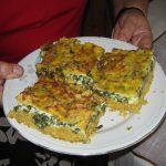 Πισπιλίτα (Αρβανίτικη Καλαμποκόπιτα)