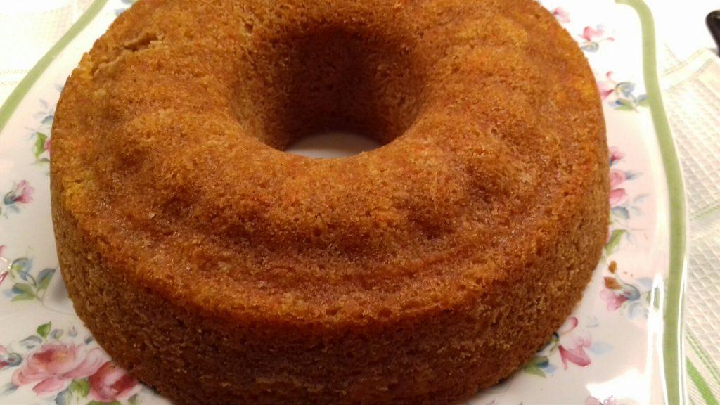 Ζουμερό, πανεύκολο κέικ καρότου - 10