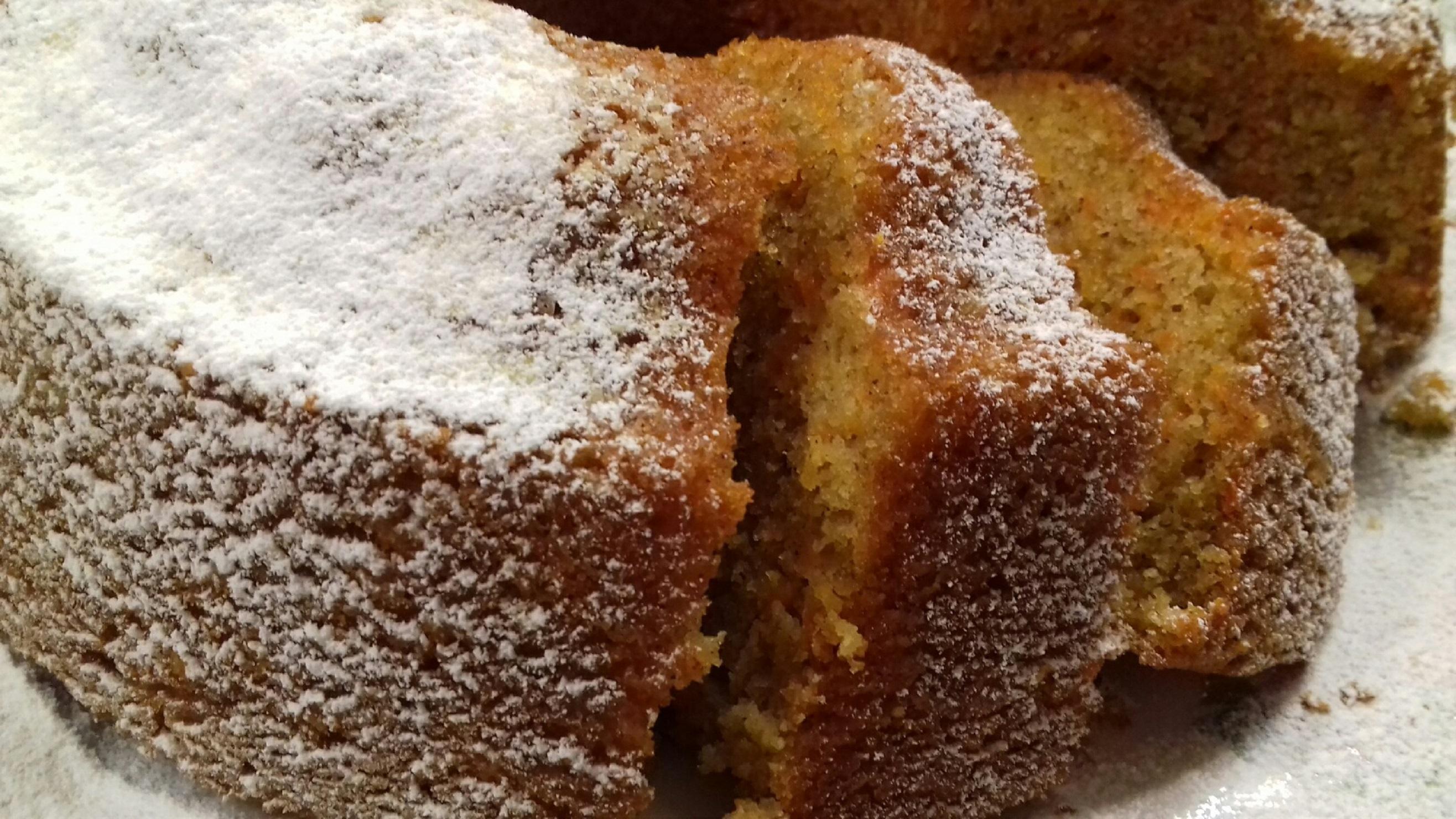 Ζουμερό,πανεύκολο κέικ καρότου - Συνταγή - ηχωμαγειρέματα