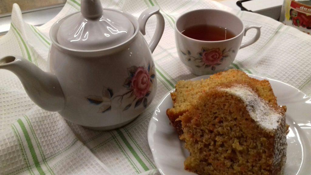 Ζουμερό, πανεύκολο κέικ καρότου - 12