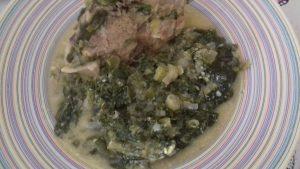 Αρνάκι Φρικασέ - Συνταγή - ηχωμαγειρέματα