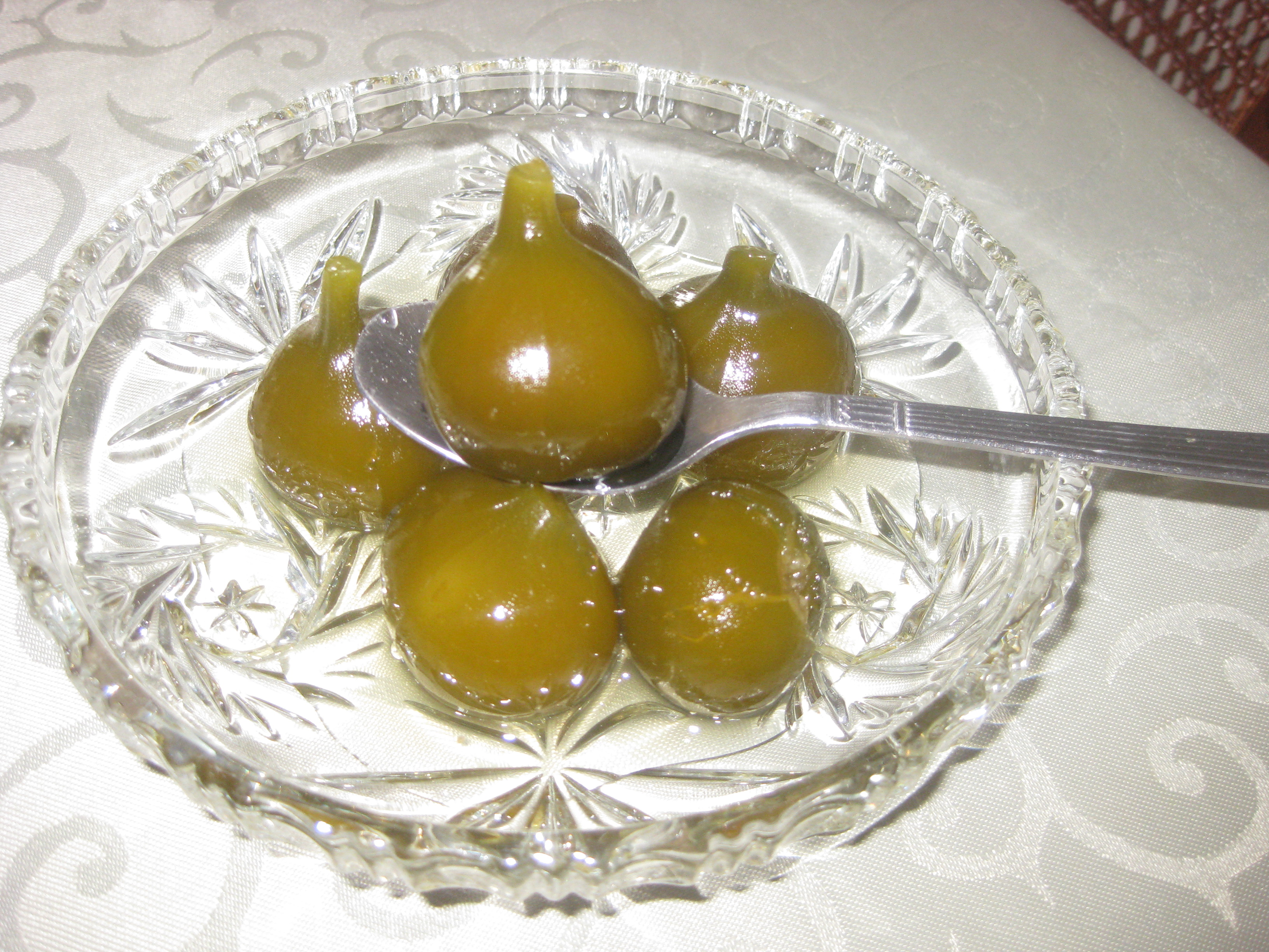 Γλυκό σύκο - συκαλάκι - Συνταγή - ηχωμαγειρέματα