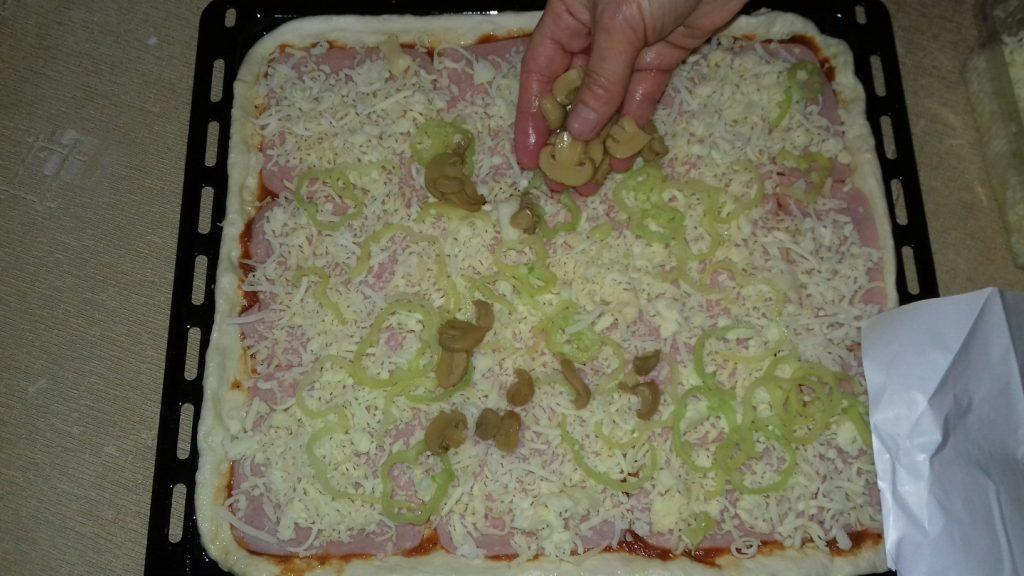 Πίτσα της Αυγής - 26