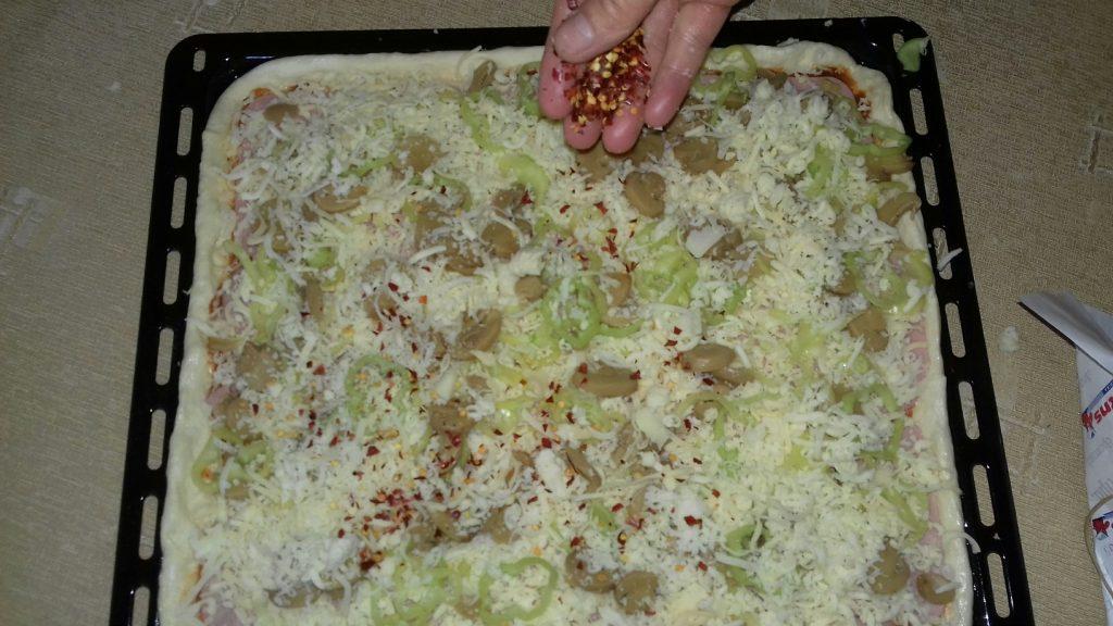 Πίτσα της Αυγής - 27