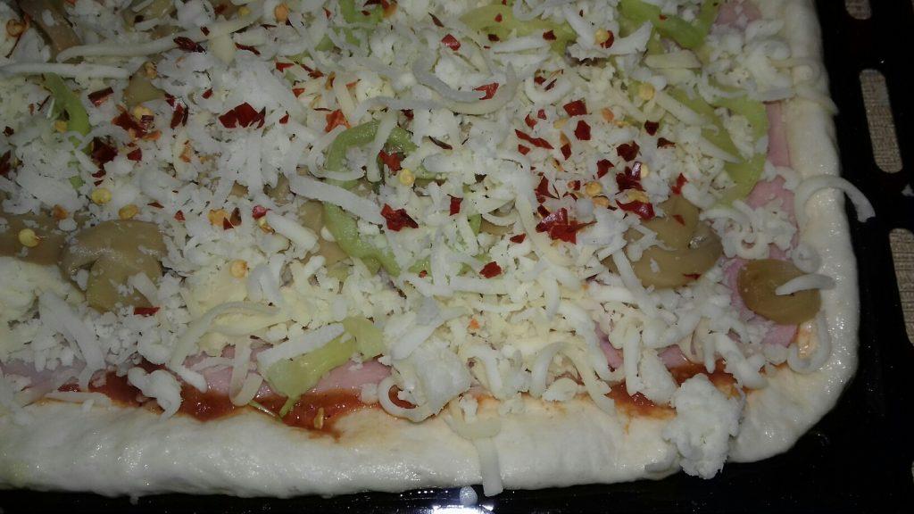 Πίτσα της Αυγής - 30