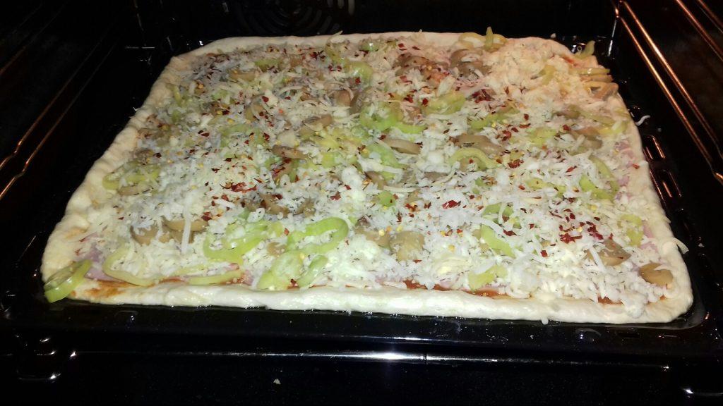 Πίτσα της Αυγής - 31