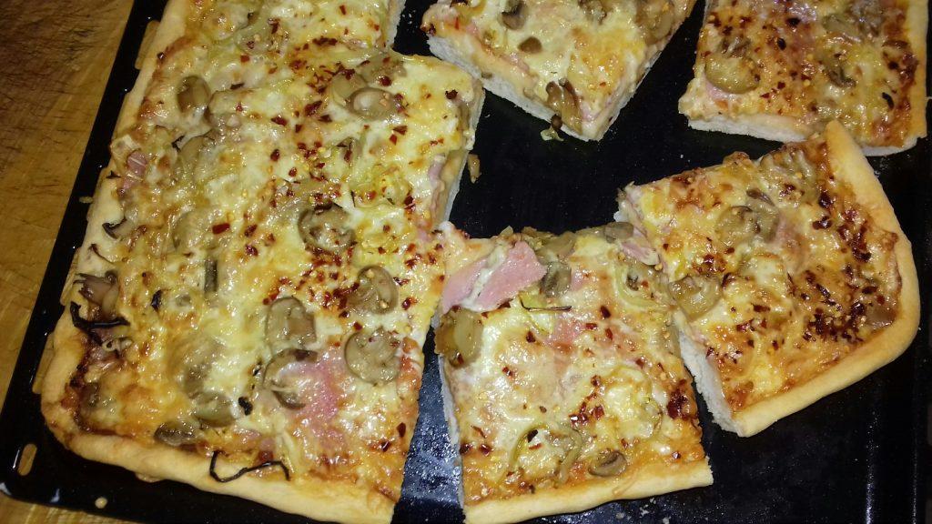 Πίτσα της Αυγής - 34