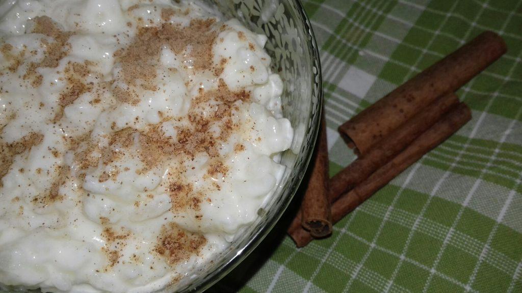 Ρυζόγαλο γιαγιάς Αθηνάς - Συνταγή - ηχωμαγειρέματα