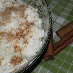 Ρυζόγαλο της γιαγιάς Αθηνάς