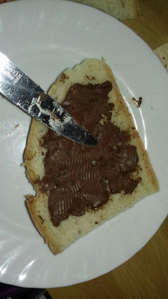 Σοκολατένιες Αυγόφετες - 5