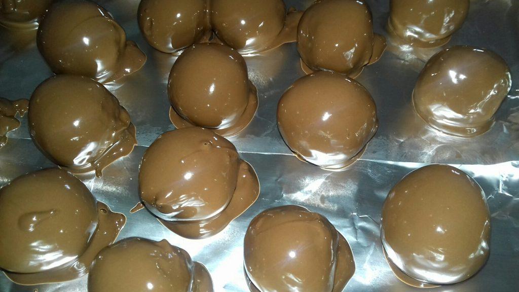 Σοκολατίνια Πραλινάτα - 15