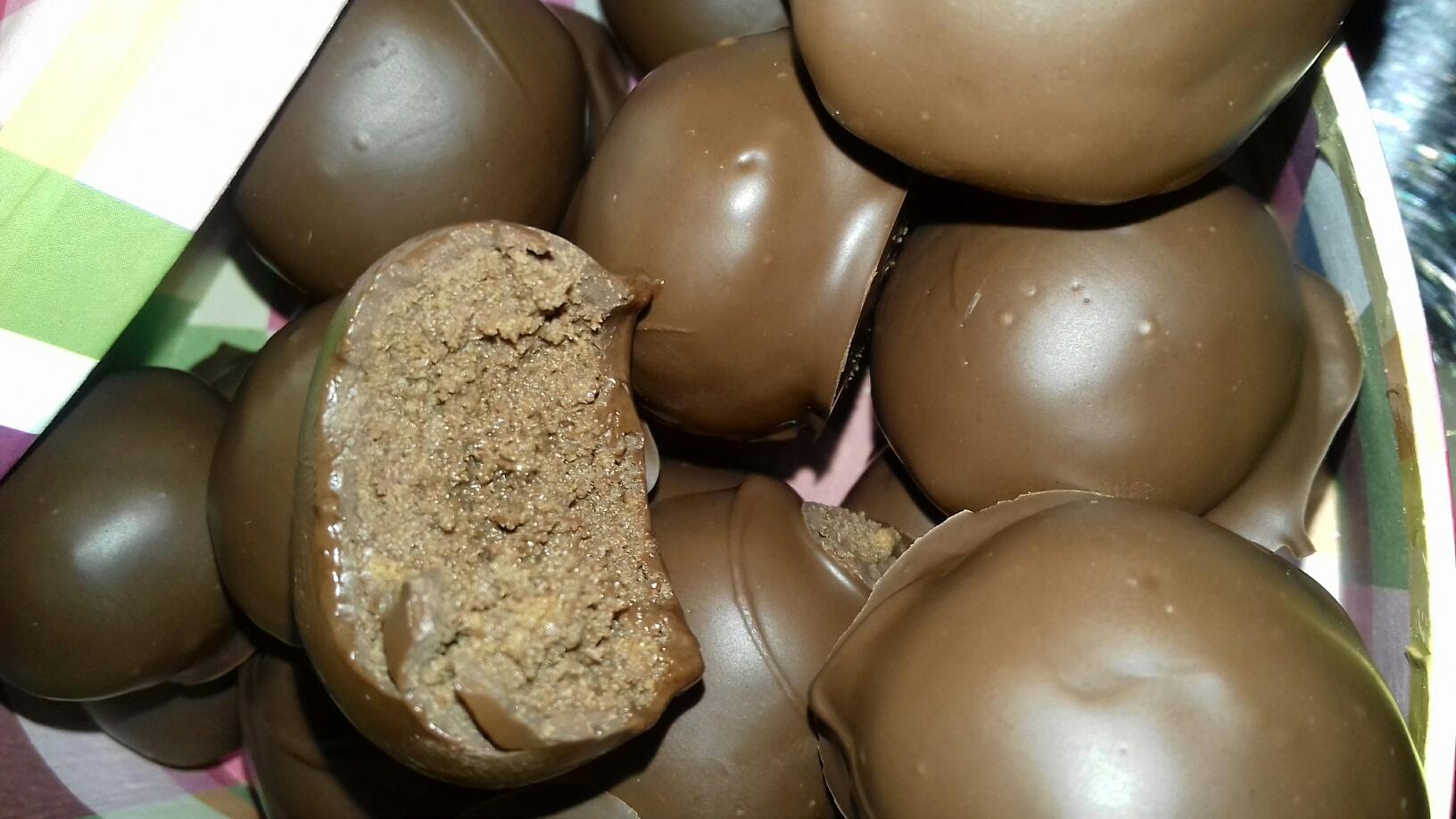 Σοκολατίνια Πραλινάτα - Συνταγή - ηχωμαγειρέματα